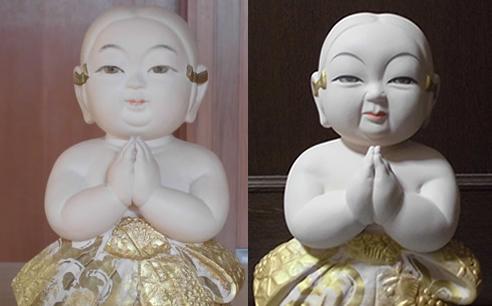 仏像レプリカ製作